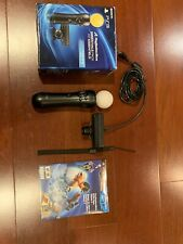 Sony PlayStation Move Essentials Pack Excellent Condition Sealed Disc, Free Ship