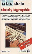 ABC de la dactylographie - Florence Le Bras - Livre - 231608 - 2479115