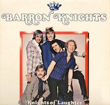 BARRON KNIGHTS knights of laughter PAGS 533 uk pye 1975 LP PS EX/EX