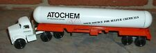 Atochem Propane Tanker '86 Your Source for Sulfur Chemicals Winross Truck