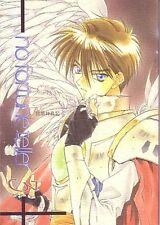 "Gundam Wing Doujinshi "" no fortune teller 03 "" Heero Relena W"