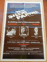 Silent Partner MoviePoster, Original, Folded, One Sheet, Elliot Gould, 1979, USA