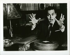 ED WOOD JOHNNY DEPP B/W STILL PHOTO 8X10
