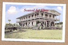 FL JACKSONVILLE BEACH  THE GRANDVIEW HOTEL