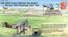 COF 21-1924 Century of Flight - The First Flight Around The World