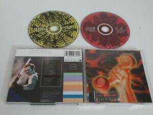 Peter Gabriel – Secret World Live / Real World Records – Pgdcd 8 2XCD Album De