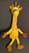 "Toys R Us Exclusive Geoffrey Giraffe Stuffed Animal Plush 17"" Pre Owned 2015"