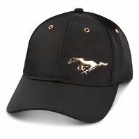 Ford Mustang Ladies' Rose Gold Pony baseball Cap