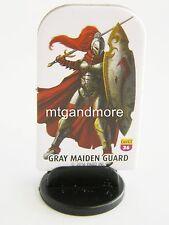 Pathfinder Battles Pawns / Tokens - #036 Gray Maiden Guard - Crimson Throne