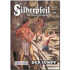 Silberpfeil Jugendabenteuer 41 Der Sumpf Frank Sels WESTERN WICK COMICs NEU