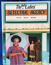 The No. 1 Ladies Detective Agency-Complete First Season (DVD, 3-Disc Set) RARE