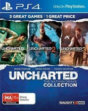 Ps4 Uncharted The Nathan Drake Collection PlayStation 4 Game