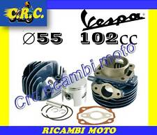 GRUPPO TERMICO KIT CILINDRO D.55 102CC VESPA 50 SPECIAL PK XL S HP FL