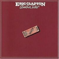 """ERIC CLAPTON """" ANOTHER TICKET"""" CD NEW!"""