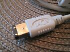 3FT White IEEE-1394 6 Pin Cable M/M 400Mbps FireWire 400 iLink PC Mac Sun