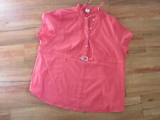 SHORT SLEEVE TOP BY TARGET [WITH LOVE] SIZE  24/26