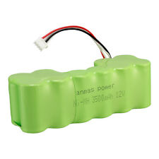 12V NiMH 3500mah DD35 Rechargeable Battery For ECOVACS Sweeper DD35 DG710 DG716