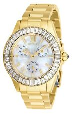 Invicta Women's Angel 28452 38mm White Dial Stainless Steel Watch
