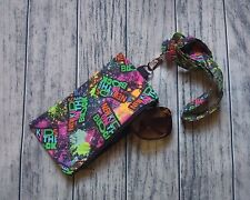 NKOTB Phone Wallet Glasses Pouch Lanyard New Kids on the Block Concert Cruise