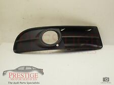 Audi A4 B7 S Line OS Right Lower Bumper Fog Light Grill New