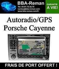Réparation - Autoradio GPS Porsche Cayenne PCM 2.1 réf 997.642.141.03