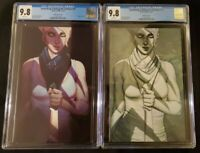 SOMETHING IS KILLING THE CHILDREN  #11 & #11 FRISON SKETCH INCENTIVE! CGC 9.8!