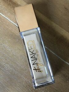 Urban Decay Stay Naked Weightless 24 Hr Wear Foundation Makeup - 11NN