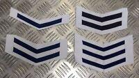 Genuine British Naval MoD Royal Navy RN Good Conduct Stripes Chevrons Various