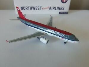 Aeroclassics Northwest A320 Diecast 1/400 Model N338NW