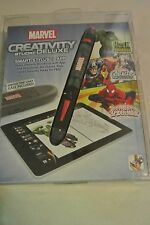 Marvel Creativity Studio Smart Stylus & App for iPad Hulk Avengers Spider-Man