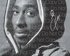 Tupac Shakur signed 2pac 8X10 photo picture poster autograph RP 2