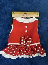 New Disney Parks Disney Tails Minnie Mouse Comfort Dog Harness Xl 90-140Lbs