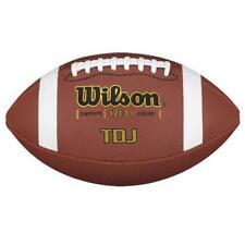 Wilson Tdj Composite Football Junior Size