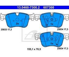 ATE Bremsbelagsatz, Scheibenbremse  Links für Peugeot 308 II 308 SW II
