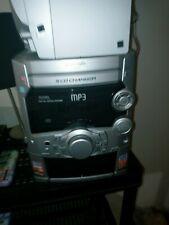 New listing panasonic stereo 5 disc cd changer