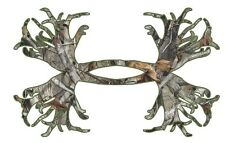 Under Armour Antler Tree Camo Camouflage Car/Window Decals Stickers- Set of 2