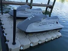 Candock Double Jet Ski / PWC drive-on floating dock