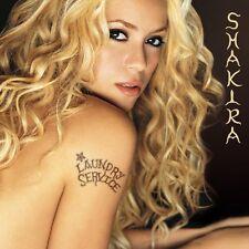 Shakira : Laundry Service CD (2002)