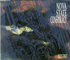 NOVA STATE CONSPIRACY-ZEITGEIST EP CD(DION FORTUNE)SIGNED