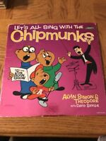 Lets All Sing With The Chipmunks: The Alvin Show Album