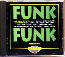 The Best of Funk Essentials 2 by Funk Funk (CD, 1994 Polygram/Mercury) RARE!