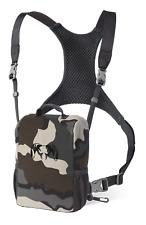 Kuiu Hunting Camo Bino Harness Binocular Chest Shoulder Vias XL