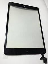 NEW ORIGINAL APPLE iPAD mini 1, 2 TOUCH SCREEN GLASS REPLACEMENT DIGITIZER BLACK