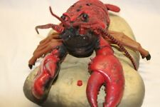 New listing Big Mouth Larry Lobster Sings Motion Activated Gemmy Works Perfect! Table top
