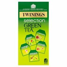 Twinings Green Tea and Making