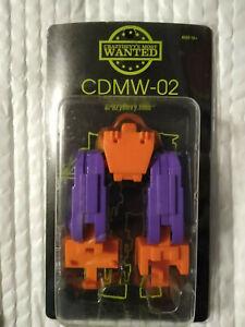 crazydevy cdmw-02 G2 Devastator waist leg connector transformers constructicons