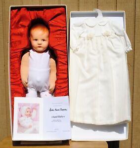 "Kathe Kruse Sand Baby Doll 22"" Limited Edition 2001"