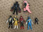 Japanese Power Rangers Figures For Sale