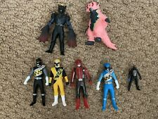 Japanese Power Rangers Figures
