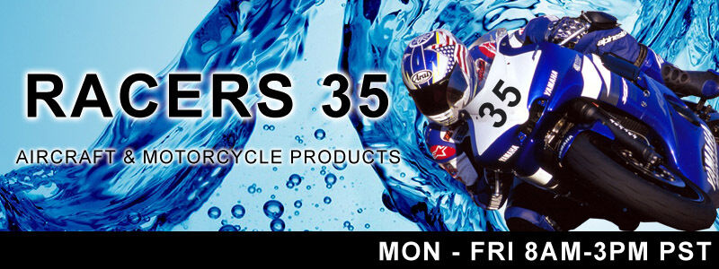 Racers35 Motorcycle Windshields